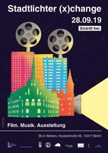 Poster Stadtlichter