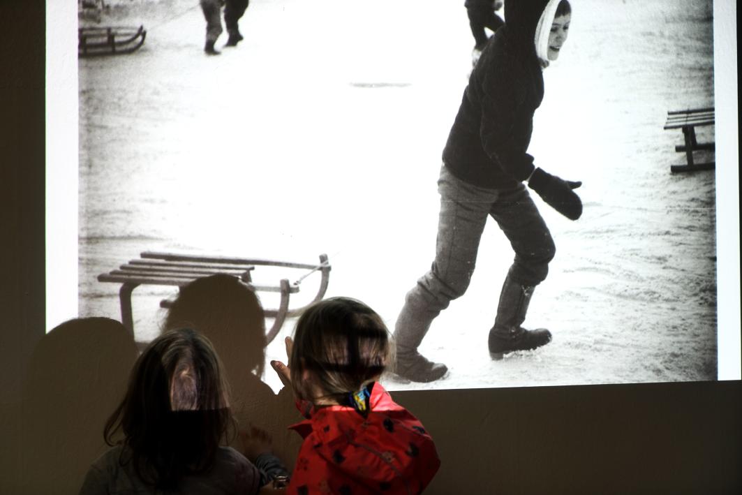Ausstellung 30 Jahre Mauerfall