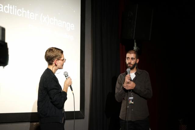Filmgespräch mit Regisseur Andre Guiomar