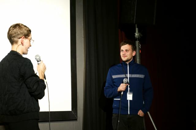 Filmgespräch mit Regisseur Titas Laucius