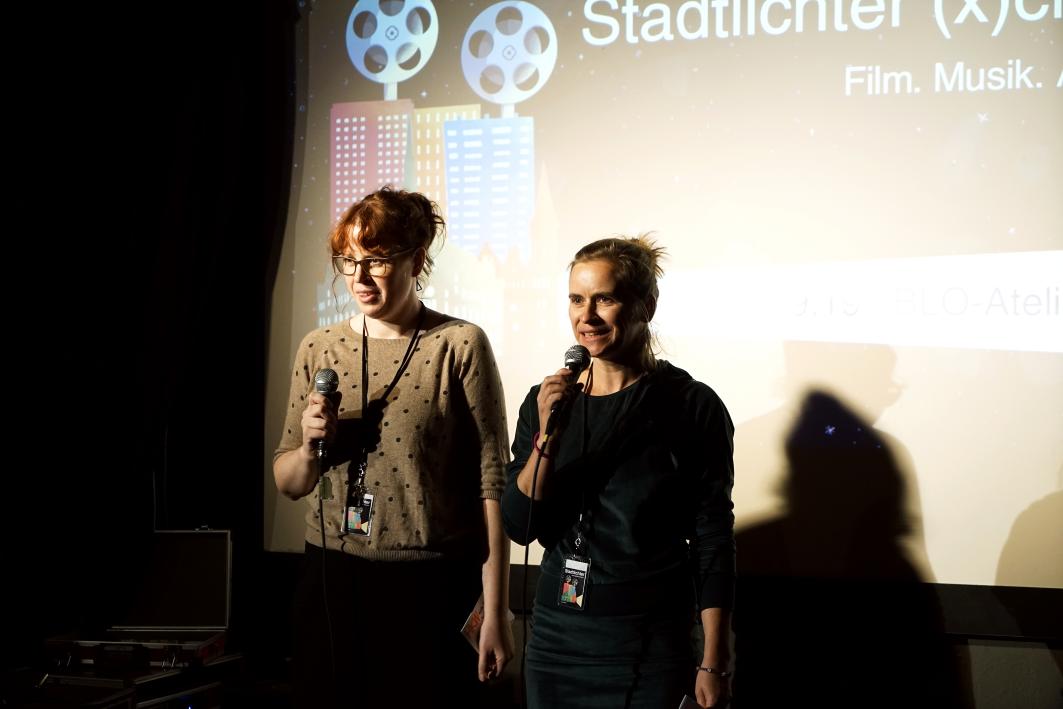 StadtlichterTeam Juliane Springsguth und Berit Petzsch