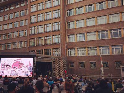 Stadtlichter zu Gast beim Campus Kino